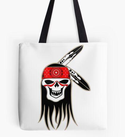 Skull Spirit  Tote Bag