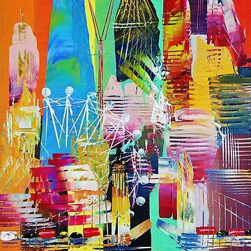 Fabulous London 179 by artsale