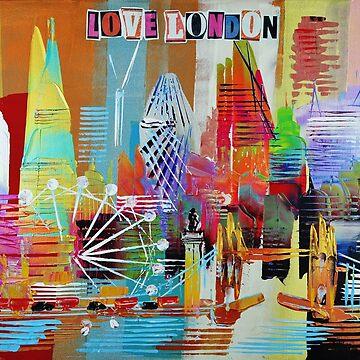 Love London 166 by artsale
