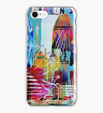 London Squeeze 159 iPhone Case/Skin