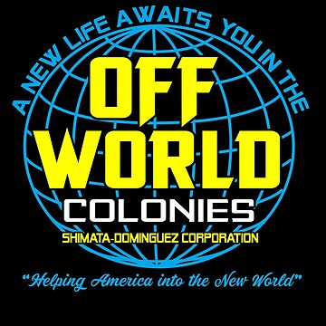 Off World by edcarj82