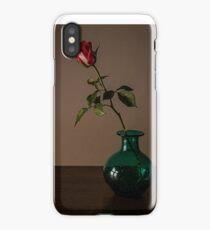 A Single Rose iPhone Case