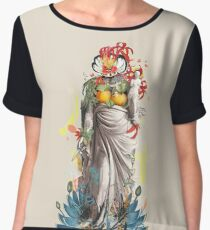 The Blossoming of Venus Women's Chiffon Top