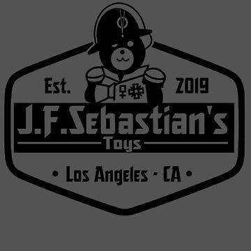 Sebastian's toys by edcarj82