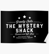 Gravity Falls - The Mystery Shack Poster
