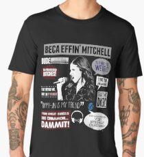 Beca Mitchell - Pitch Perfect - Anna Kendrick - Bechloe Men's Premium T-Shirt