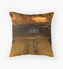 15th Century Chimney Throw Pillow