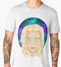 I Am Endlessly Creating Myself- Galaxy Men's Premium T-Shirt