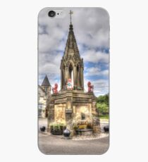 Outlander location - the Bruce Fountain , Falkland iPhone Case