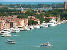 Venice lagoon by terezadelpilar ~ art & architecture