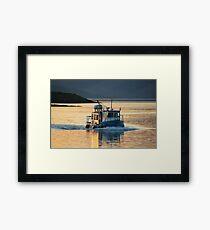 MV The Lismore Framed Print