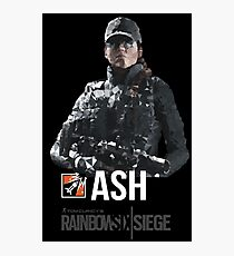 Ash | R6 Operator Series Photographic Print