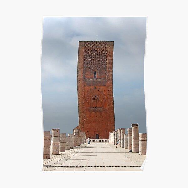 Le Tour Hassan Poster
