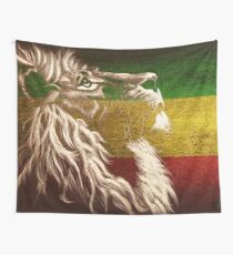 King Of Judah Wall Tapestry