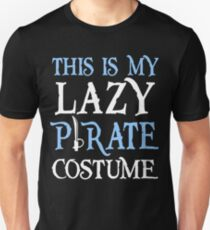 1efaf76f Lazy Halloween Costumes Men's T-Shirts | Redbubble