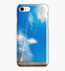 CRS-12 Mission Daytime Timelapse Launch iPhone Case/Skin