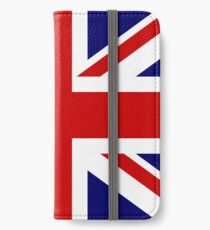 Great Britain Union Flag iPhone Wallet/Case/Skin
