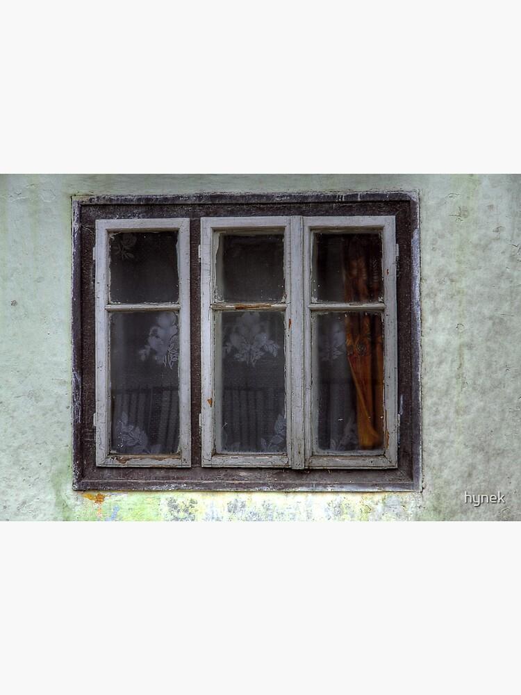 Orange Curtain by hynek