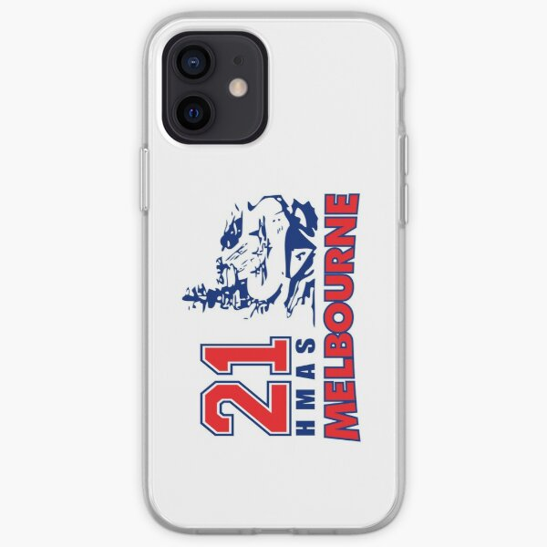 HMAS Melbourne iPhone Case #2 iPhone Soft Case