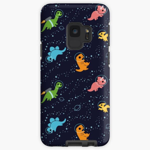 Dinosaurs In Space Samsung Galaxy Tough Case