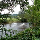 The River Esk at Glaisdale by dougie1