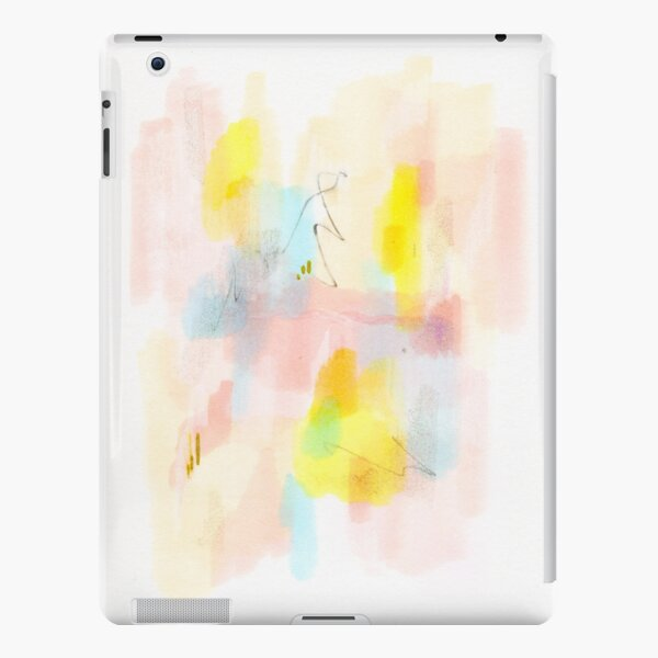 In Love Abstract Drawing Prints iPad Snap Case