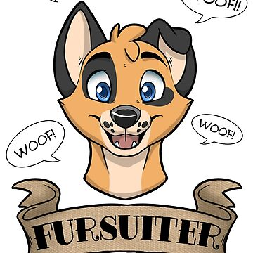 FURSUITER! by RainbowRunner