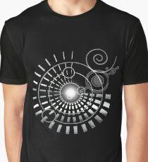 Silver maze Graphic T-Shirt