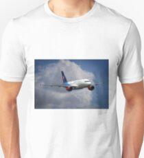 Camiseta unisex Slovak Airbus A319-115