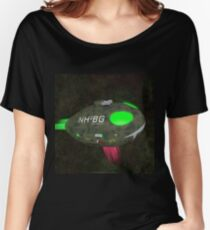 Nebula Hawk Bug - Starfighter Women's Relaxed Fit T-Shirt