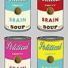 political brain (empty) by nickmanofredda