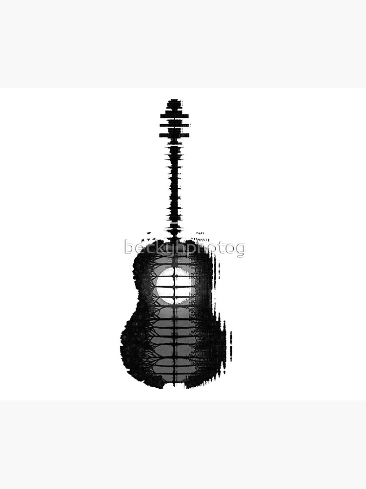 Shawn Mendes Gitarre Tattoo von beckyhphotog