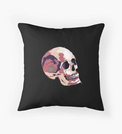Skull pink Halloween Floor Pillow