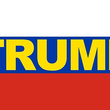 Trump Russian Flag CPAC by Thelittlelord