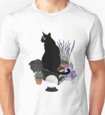 The Familiar (Transparent) Slim Fit T-Shirt
