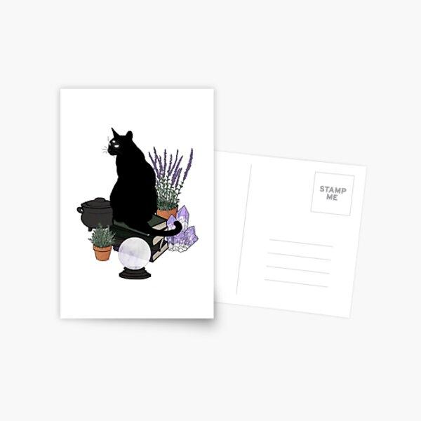 The Familiar (Transparent) Postcard