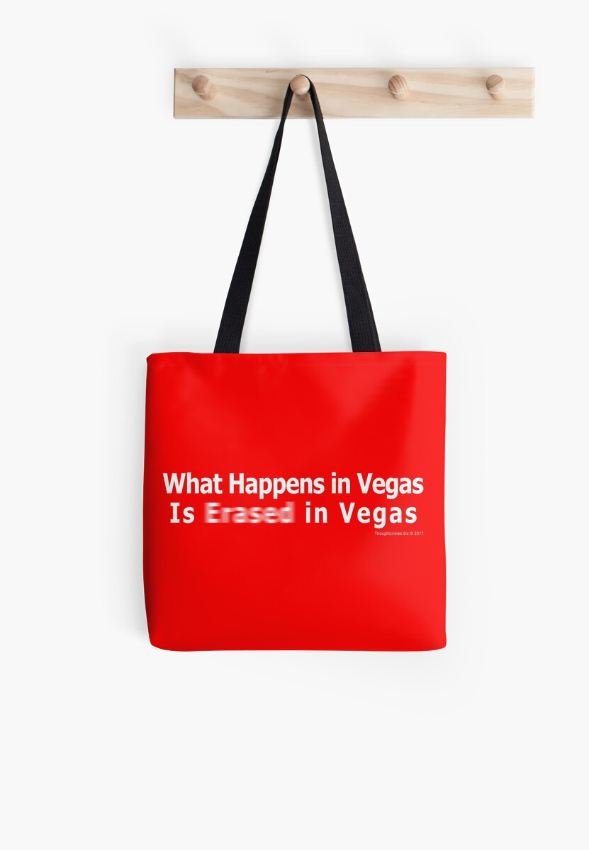What Happens in Vegas is Erased in Vegas by EyeMagined