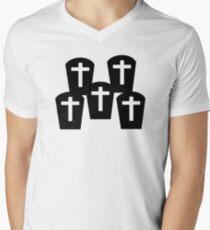 Cemetery Gravestones T-Shirt