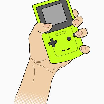 Handle the Game Boy by 316894