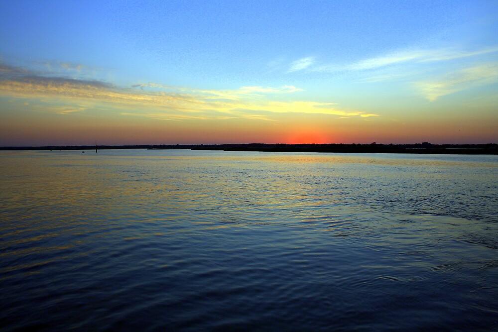 OC Sunset by Charlie Briddes