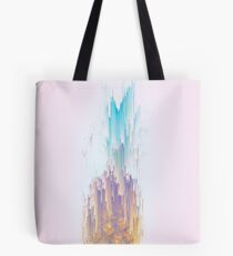 Pink Pineapple Rush Tote Bag