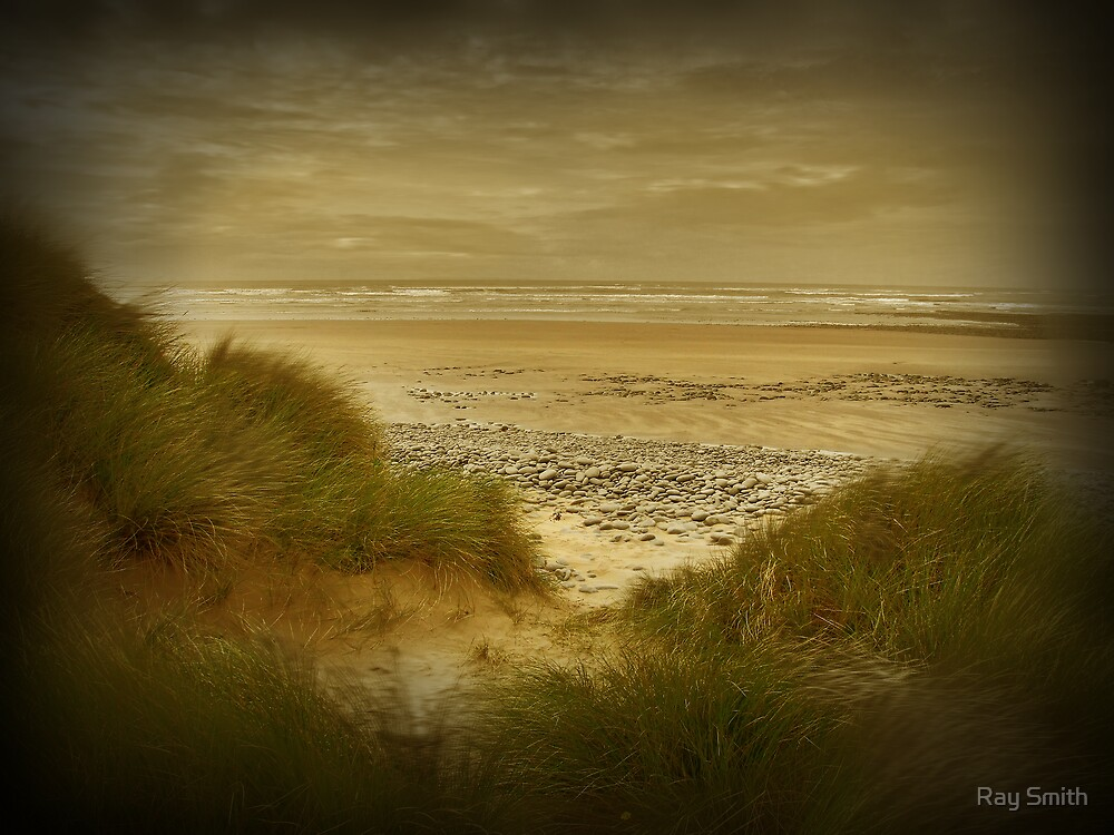 Gold Beach by Ray Smith