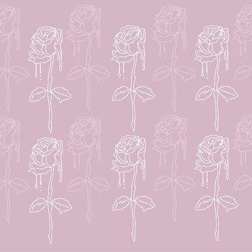 Rose Pattern. by brogantickner