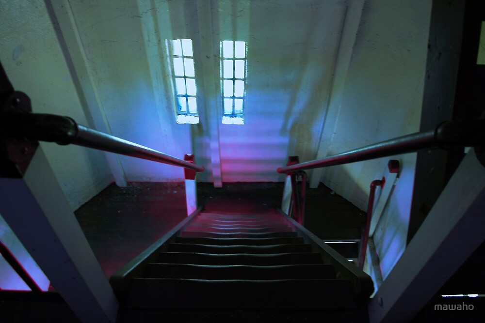 And Downstairs by mawaho