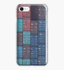 Container Tetris iPhone Case/Skin