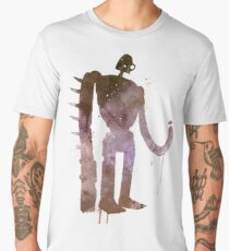 Robot From the Sky Men's Premium T-Shirt
