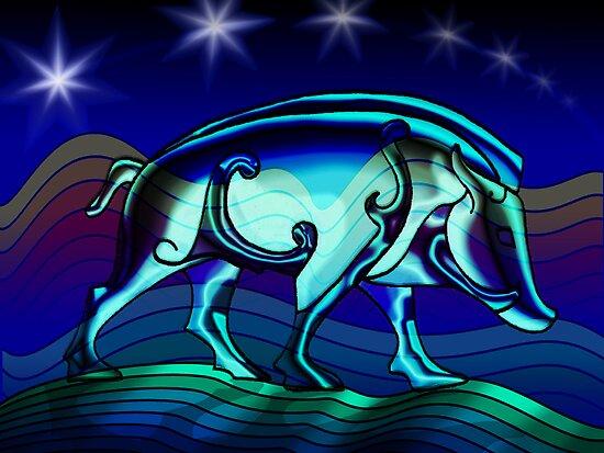 The Boar  by Calgacus