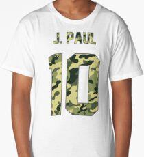 Jake Paul - Team 10 (Camo) Long T-Shirt