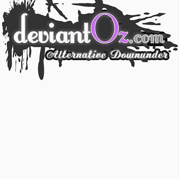 Logo Tee by deviantoz