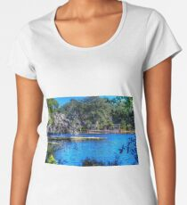 The Pond Women's Premium T-Shirt